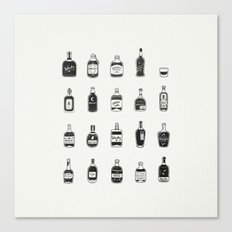 Lil' Whiskys Canvas Print