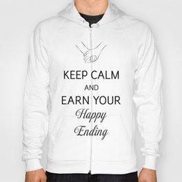 Earn Your Happy Ending [Black] Hoody