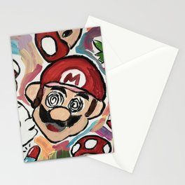 Maro Shrooms Stationery Cards