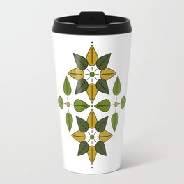 Aoba, Green Leaves Travel Mug
