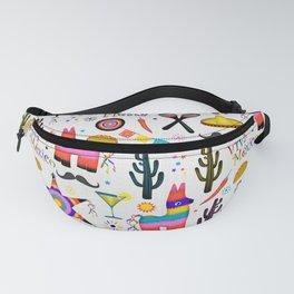 Fiesta Mexicana Fanny Pack