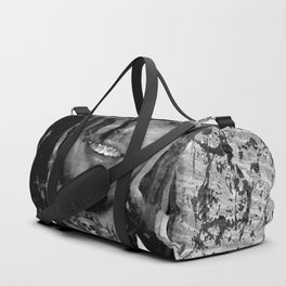 LIL PUMP (BLACK & WHITE VERSION) Duffle Bag