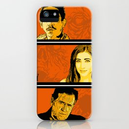 The good, the sexy, the asshole iPhone Case
