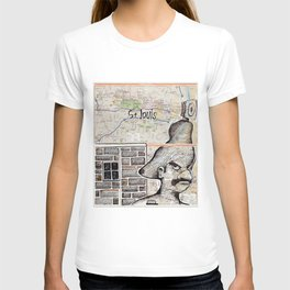 St. Louis, Missouri T-shirt
