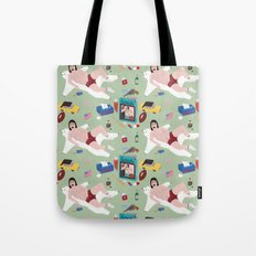 Sexy Bachelor Pattern Tote Bag