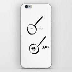 Dedicated to the Kafkaesque iPhone & iPod Skin