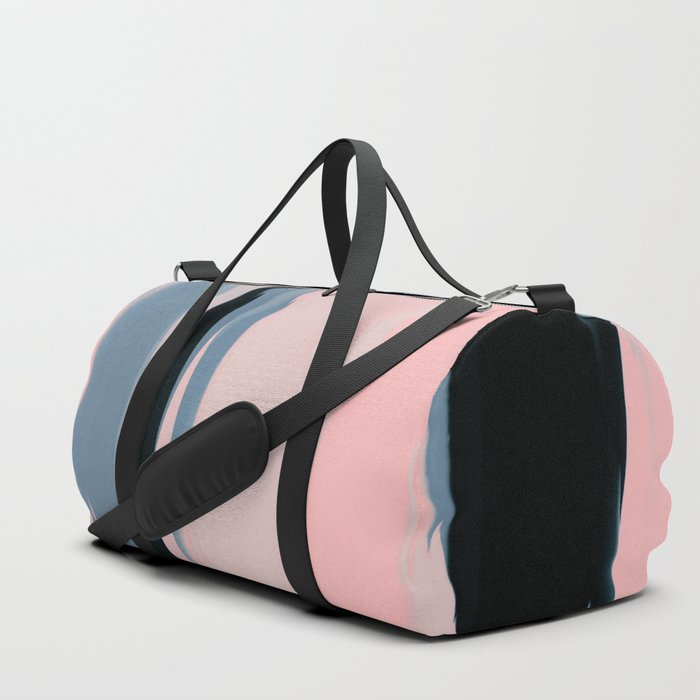 Soft Determination Peach Duffle Bag