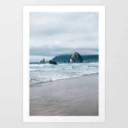 Cannon Beach VIII Art Print