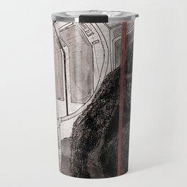 Gorilla on the Tube Travel Mug