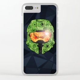 Chief Clear iPhone Case