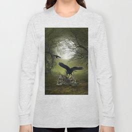 In the dark side Long Sleeve T-shirt