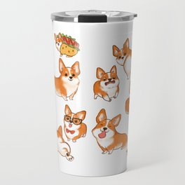 Corgi! Travel Mug