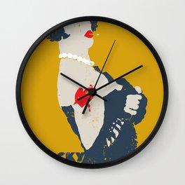 Rocky Horror Wall Clock