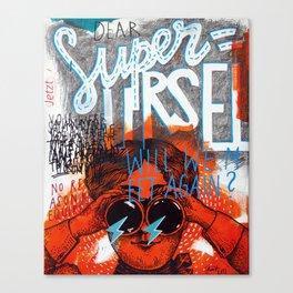 Superursel Canvas Print