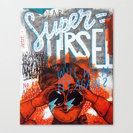 Superursel Canvas Print