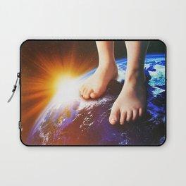 Barefoot Laptop Sleeve
