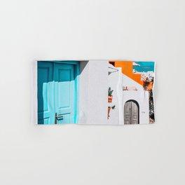 Apartment 539 | Santorini, Greece Hand & Bath Towel