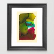 CMYK Tolerance Framed Art Print