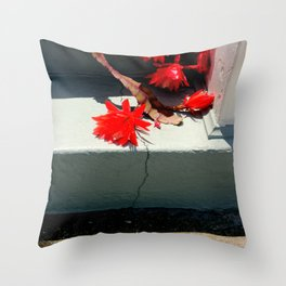 Pretty Heavy Stuff Throw Pillow