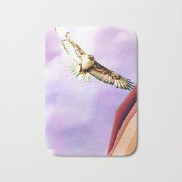 The Hawk Bath Mat