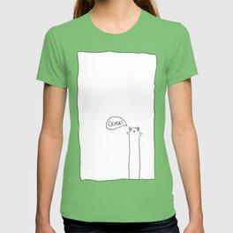 Cease Cat T-shirt