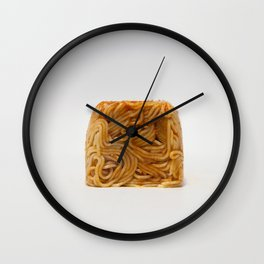 Spaghetti Lunchbox Wall Clock