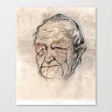 Andrew Wyeth Portrait Canvas Print