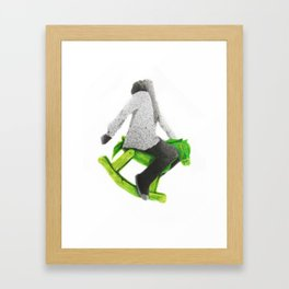 Untitled 01 Framed Art Print
