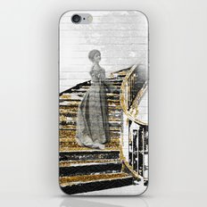 For Something Walks iPhone & iPod Skin