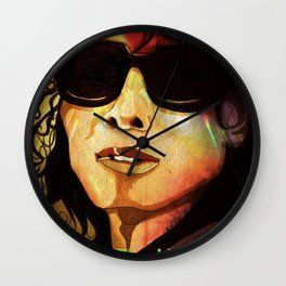 International Man Of Mystery Wall Clock