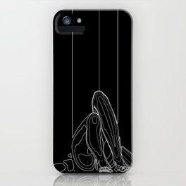 Marionette iPhone Case