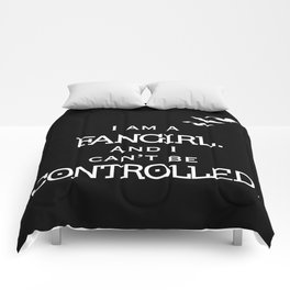 Uncontrollable Fangirl Comforters