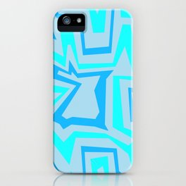 Ice Banded - Coral Reef Series 009 iPhone Case