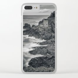 Remembering the Past Clear iPhone Case