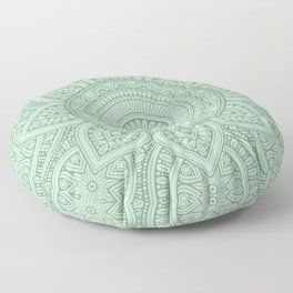 Mandala 6 Floor Pillow