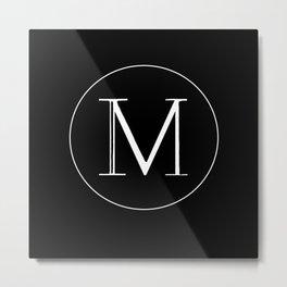 M2 Metal Print