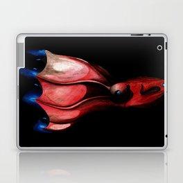 Bioluminescent Vampire Squid Laptop & iPad Skin