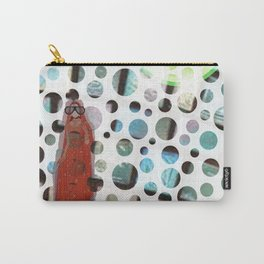 Indian Bride Twist Carry-All Pouch