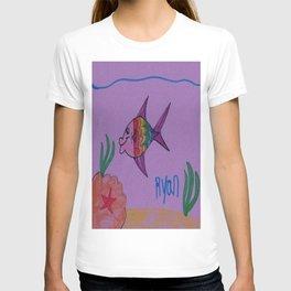 The Rainbow Cod T-shirt