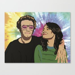 That 70s Show Jackie & Hyde Canvas Print