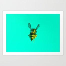 Bugged #05 Art Print
