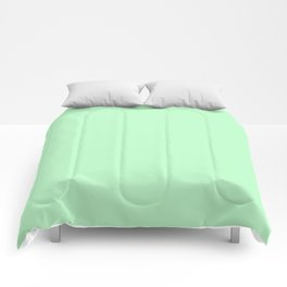 Light Green Comforters