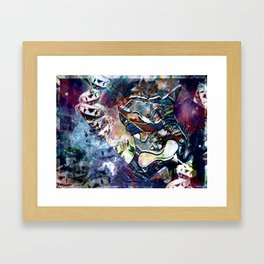 Shiny Forever Framed Art Print