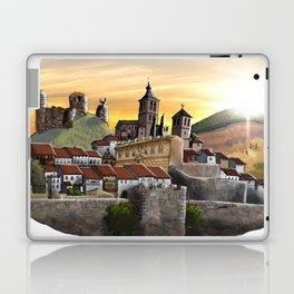 Cogolludo Sunrise Laptop & iPad Skin
