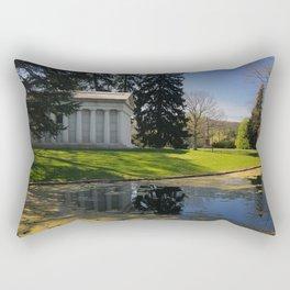 Classicism at Spring Grove Rectangular Pillow