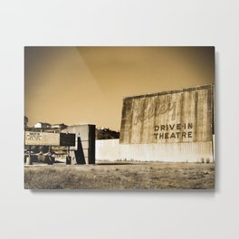 The Valley Theatre Metal Print