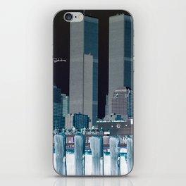 Twin Towers iPhone Skin