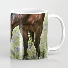 Don't Eat The Bluebonnets Coffee Mug