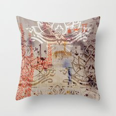 Lotuz Package Throw Pillow