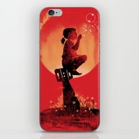 daisy iPhone & iPod Skins featuring Daisy by dan elijah g. fajardo